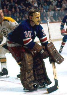 Gilles Villemure, New York Rangers