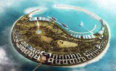 diller scofidio + renfro wins chinese eco-island competition