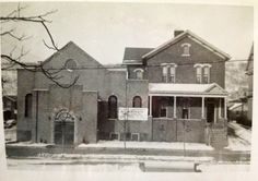 Christian Missionary Alliance church under construction Sept 28 1939. My grandfather Lester Corl was a member of church and carpenter during the construction. 8th Ave-14th St, Beaver Falls PA