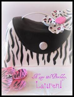 My daughter's 12 birthday By Uniquesweets
