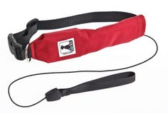 Release N Run Leash: Imagine heading out for a run with your dog on his/her leash, and as you hit the trail simply let go of the handle and the leash will retract into his/her collar.