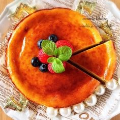 ♡スライスチーズde超簡単♡シンデレラチーズケーキ♡【簡単*時短*節約】 レシピブログ