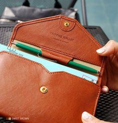 Versatile Travel Wallet