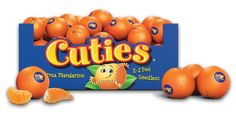 Oranges used to just be oranges…until Cuties came along and branded them. In 2004, Cuties debuted in the Western U.S and in the East Coast in 2011).