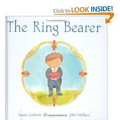 "This is cute! This book and the cute ring bearer t-shirt would make a nice ""thank you"" gift."