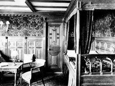 Titanic Interior, B-59 Stateroom
