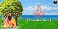 Voidcan.org shares with you Brahma Gayatri Mantra in Hindi and Sanskrit lyrics, also know the meaning and you can free download pdf version or print it.
