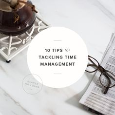 We've been gifted with only 24 hours in a day and almost always it seems like it's just not enough! Let's learn how to tackle time management,…
