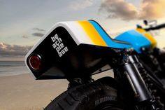 "Yamaha XS750 ""Beach Please"" by United Customs"