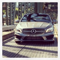 How many days until Friday? #CLA #Mercedes #Benz