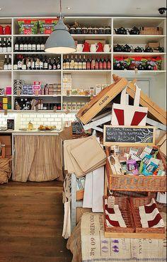 quaint little shop