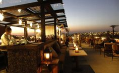 roof bar at Rosewood San Miguel de Allende