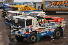 Daf Turbo Twin Parijs-Dakar
