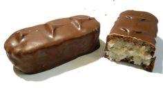 Barras de chocolate y coco | Recetas faciles, Videos de Cocina | SaborContinental.com