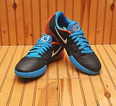 ee821ba904d5 2014 Nike KD Trey 5 II Size 8 - Black Silver Photo Blue Crimson - 653657  004. Durant NbaKevin ...