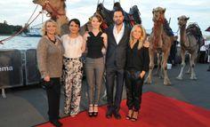TRACKS starring Mia Wasikowska makes Sydney premiere at St George Openair Cinema launch