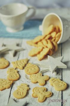 Gesztenye receptjei: Vaníliás keksz