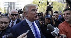 Regrésate a Univision': Donald Trump expulsa a Jorge Ramos de conferencia de prensa