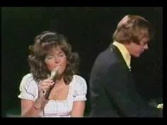 """Carpenters - A Song For You - YouTube...Was thinking...there are Cher impersonators, Dolly impersonators, Elvis impersonators, Beatles impersonators and every other impersonator! ...but NO one can do Karen. She is just utterly unique.  This song makes me teary, especially when she hits those lyrics """"When my life is over, remember when we were together""""."""