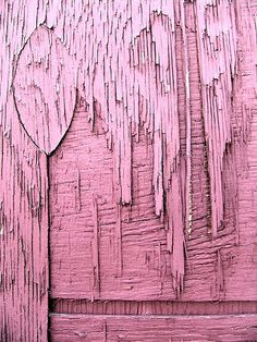 pink wood by zen Sutherland