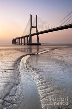 ✭ Vasco da Gama Bridge - Lisbon, Portugal