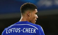 I hate Chelsea but mamamia Ruben Loftus-Cheek is damn hot and sexy af