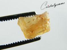 Cristal brut de citrine de 5.25 carats