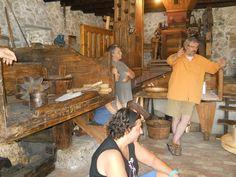 Maurizio Tondolo ed Etelca Ridolfo presentano il Mulino Cocconi - Museo dell'Arte Molitoria!