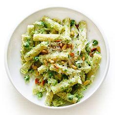 Ricotta and Pea Pasta