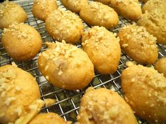 Melomakarona (Greek Christmas Cookies)