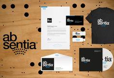 Imagen Corporativa ABSENTIA, Empresa dedicada a la construcción de paneles fonoabsorbentes para construcción.