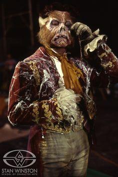 Behind the scenes of Michael Jackson's Ghosts | Stan Winston School of Character Arts