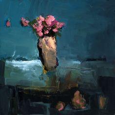❀ Blooming Brushwork ❀ - garden and still life flower paintings - Jennifer Hornyak | Pink Perhaps