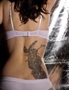 another phoenix tattoo