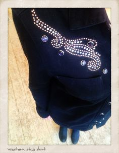 Sarah's western inspired stud detail shirt.. X Boutique Clothing, Amazing Women, Inspired, Detail, Sweatshirts, Sweaters, How To Wear, Inspiration, Fashion