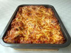 Zucchini - Lasagne ohne Fleisch (Rezept mit Bild) | Chefkoch.de
