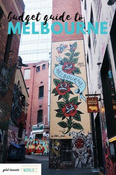 How to do Melbourne on a budget and still have a classy time! My thrifty guide to Melbourne features free comedy and culture, cheap eats, and budget-friendly boutique hotels. #melbourneguide #melbournetips #aussietravel #australia
