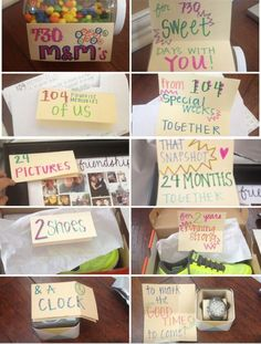 Thoughtful ideas to do for a gf/bf