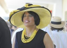 Mayor Stephanie Rawlings-Blake attends the 137th Preakness at Pimlico Race Track.