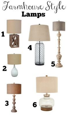 Affordable Farmhouse Style Lamps farmhouse lamps, Transitioning to Farmhouse Style: Complete Shopping Guide Farmhouse Lamps, Rustic Lamps, Country Farmhouse Decor, Rustic Decor, Rustic Style, Farmhouse Lighting, Rustic Shelves, Vintage Farmhouse, Farmhouse Lamp Shades