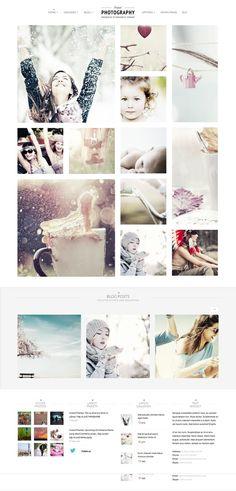 wordpress photography themes - http://themetailors.com/feature/wordpress-photography-themes/