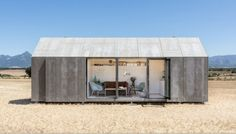 A 290-square-foot prefab house for $24,000 by Madrid architect Camino Alonso | Remodelista