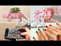 7 DICAS QUE VOCÊ NECESSITA SABER | Paula Stephânia - YouTube