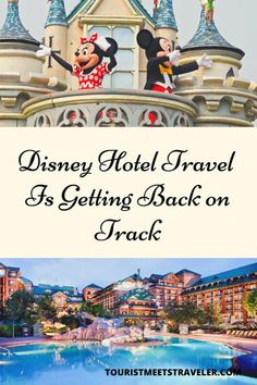 Disney Hotel Travel is Getting Back on Track Disney Hotels, Disney World Resorts, Disney Trips, Disney Travel, Travel Advice, Travel Guides, Travel Tips, Travel With Kids, Family Travel