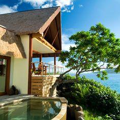 Royal Davui Resort in Fiji.