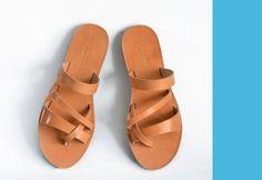 Best Etsy shop for Handmade Greek sandals
