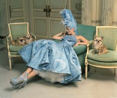 Kate Moss in Alexander McQueen Tim Walker