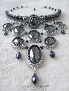 """Колье """"Готика"""" 