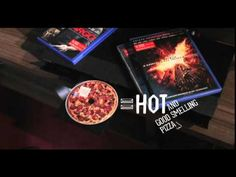 Dominos pizza DVD campaign - YouTube