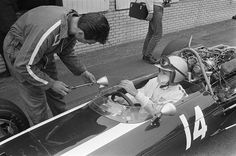 f1 Rodríguez at 1967 Dutch Grand Prix
